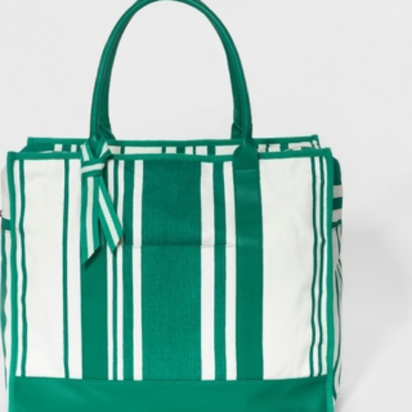0ffd998128ca A New Day Weekender Tote Bag Green